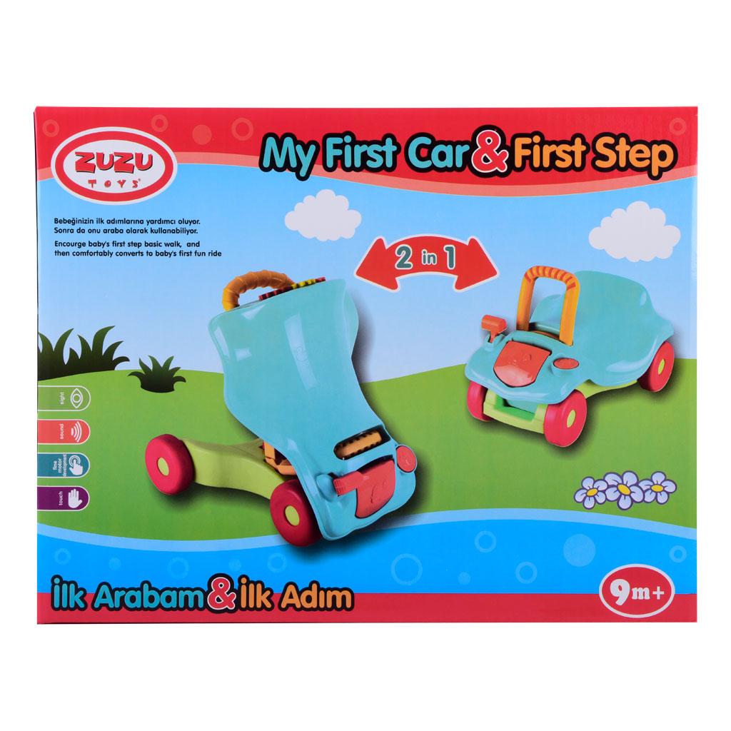 İlk Arabam & İlk Adım